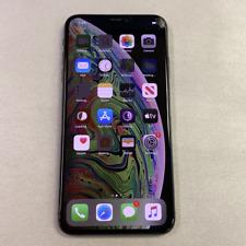 Apple iPhone XS Max - 256GB - Gray (Unlocked) (Read Description) CA1198