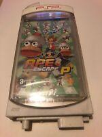 😍  playstation portable psp ape escape p neuf sous blister + boitier psp