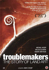 Troublemakers: The Story of Land Art, New DVDs