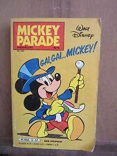 MICKEY PARADE; N°5, mai 1980