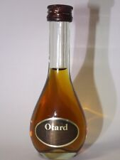 Cognac Otard vsop 3cl 40% mini flasche bottle miniature bottela mignonnette L792
