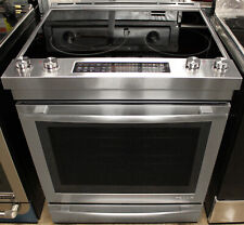 "Jenn-Air Jes1450Ds 30"" Free Standing Electric Range Stainless Steel"