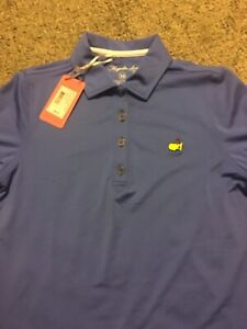 Masters Magnolia Lane Collection - Golf shirt - Extra Small ~ NEW ~ Org $69.50!