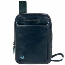 Piquadro Blue Square Borsello Porta iPad - Blu (CA3084B2/BLU2)