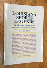 Louisiana, Sports, Legends, Hall of Fame, Terry Bradshaw, Grits Gresham