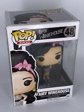 Amy Winehouse - Funko Pop! Rocks #48 Collectible Action Figure Orig Box