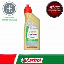1Lt 1 Litro Olio Cambio Castrol Syntrans Multivehicle 75w90 API GL-4