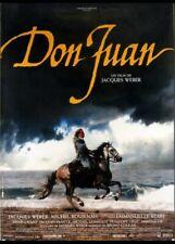 affiche du film DON JUAN 40x60 cm