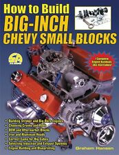 How to Build Big Inch Chevy Small Blocks or Build a SBC Stroker Engine 383 & up