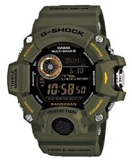 Casio G Shock * GW9400-3 Rangeman Master of G Solar Military Green COD PayPal