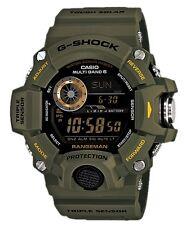 Casio G Shock * GW9400-3 Rangeman Master of G Solar Military Green COD PayPal