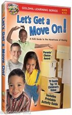 KIDVIDZ: LET'S GET A MOVE ON *NEW DVD*