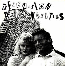 TELEVISION PERSONALITIES 14th floor / oxford st. w1 45RPM RE KBD RARE Punk Wave