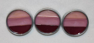 Lot of 3 Mary Kate and Ashley PRETTY PINK #743 Trio Lip Glosses New & Sealed