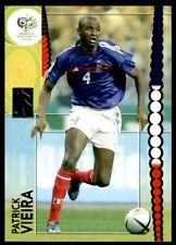 Panini road to the World Cup 2002-PATRICK VIEIRA FRANCE No 95
