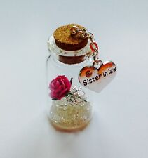 Sister In Law Little Treasure ~ Miniature Gift Keepsake Gift ~ For Any Occasion