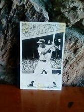 1950's Larry Doby 5 1/2 x 3 1/2 Postcard Baseball Player
