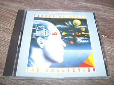 Tangerine Dream - The Collection * THE COLLECTOR SERIES CD FRANCE 1987 *