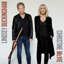 LINDSEY BUCKINGHAM & CHRISTINE MCVIE SELF TITLED CD NEW
