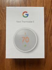 Google Nest T4000ES Thermostat E - White