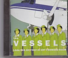 The Vessels-Look For Me First cd maxi single