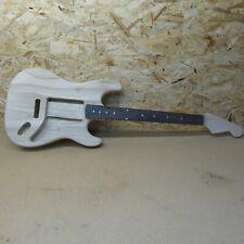 Gitarre Body Hals Neck Gitarrenbody E-Gitarre Rohling Gitarrenhals Lagerräumung