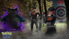 Shadow Pokemon Random Team GO Rocket Invasion