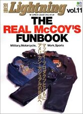 The Real Mccoy fan book 2004 vintage A 2 flight jacket G 1 military