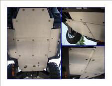 Polaris RZR Skid Plate Set P/N: 9877, Fits 2008-2014 RZR see details