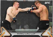 2016 TOPPS UFC KNOCKOUT MIRKO CRO COP 76/227