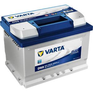 Batería VARTA BLUE DYNAMIC D59 12V 60AH 540A