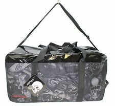Ed Hardy Weekend Overnight Travel Duffle Bag Sports Gym Camping Holiday Christma