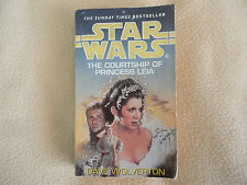 Star Wars: The Courtship of Princess Leia by Dave Wolverton (Paperback, 1995)