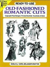 Ready-to-Use Old-Fashioned Romantic Cuts (Dover Clip-Art Series)
