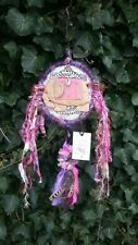 Handmade Boho Hippie Elephant Festival Bohemian gypsy Dreamcatcher wall Hanging