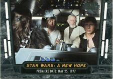 Star Wars 40th Anniversary Complete 200 Card Base Set