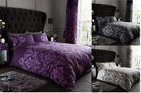 Luxury Empire Damask Duvet Set 3 PCs Duvet/Quilt Cover Set Bedding Set Bed Set