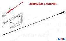 CITROEN AX BERLINGO BX C15 C3 DISPATCH XSARA XM ZX AERIAL MAST ANTENNA 656143