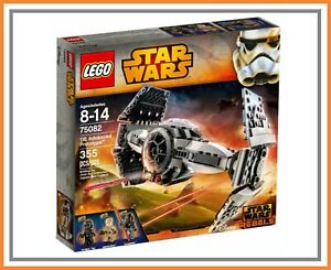 LEGO _ STAR WARS _ Tie Advanced Prototype _ 75082 _ (MISB)