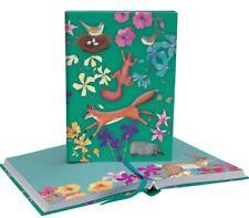 NEW Roger La Borde Abundance Fox Softback illustrated Luxury Journal Notebook