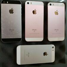 Apple iPhone SE (IC) Locked (Lot of 4) - 16gb/32gb/128gb - Clean IMEI