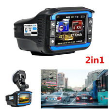 Grade HD Car DVR Camera Video Recorder Radar Laser Speed Track Detector Dash Cam