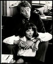 Robert Mitchum + Joan Collins in The Big Sleep (1978) Original Photo M 40