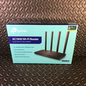 TP-LINK ARCHER C80 AC1900 WIFI ROUTER DUAL-BAND MU-MIMO BRAND NEW FACTORY SEALED