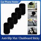 5pcs Anti-Slip Car Sticky Mat Non-Slip Pad Mobile Phone GPS Holder Dashboard