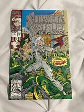 Silver Sable and the Wild Pack #1 (Jun 1992, Marvel) - Spider-man