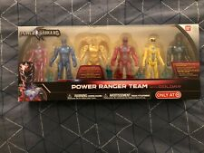 Power Rangers Team with Goldar Action Figure Set Bandai (Target Exclusive)