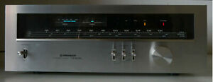 Superbe tuner stéréophonique vintage Pioneer TX-608 L