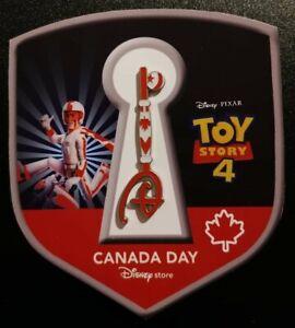 Duke Caboom Key Fantasy Pin - with Pin Badge (RARE)