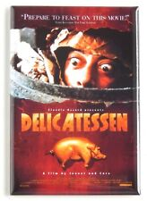 Delicatessen FRIDGE MAGNET (2 x 3 inches) movie poster